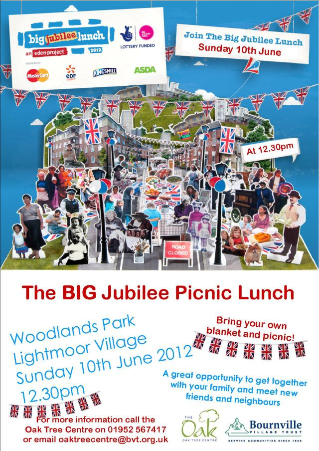 BIG Jubilee Picnic Lunch